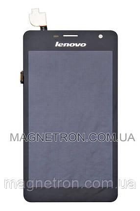 Дисплей с тачскрином #BTL507212-W575L для мобильного телефона Lenovo K860, фото 2