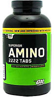 Амінокислоти Optimum Nutrition Superior Amino 2222 - 160 табл