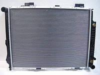 Радиатор охлаждения MERCEDES E200 CDI