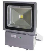 Прожектор светодиодный LED 100w 6500K IP65 LEMANSO серый