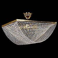 Хрустальная люстра для зала, спальни на 8 лампочек