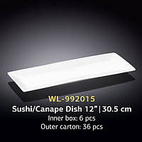 Блюдо для суши / канапе (Wilmax, Вилмакс, Вілмакс) WL-992015