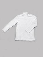 Гольф для мальчика белый  03-00591-0МК