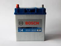 Аккумулятор  BOSCH S4019 40Ah, левый (+), Азия тонкие клеммы