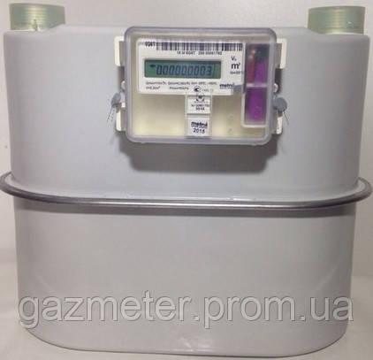 Счетчик газа коммунально-бытовой Metrix G6