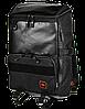 """Городской рюкзак для ноутбука 15,6"""", 25 л. Gud DART Pack, 501 черный"""