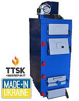 Котел-утилизатор на твердом топливе Vortex мощностью 17 кВт