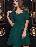 Платье из кашемира   2124 sk
