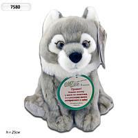 Интерактивная мягкая игрушка «Волк»