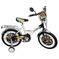 Велосипед PROFI детский 16 дюймов   P 1636P