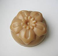 Натуральное твердое масло для лица и тела (массажная плитка) от растяжек