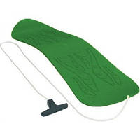 Детский сноуборд  зеленый