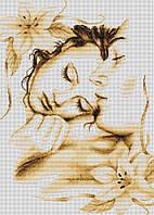 Набор для вышивки крестом Luca-S B295 Влюблённая пара