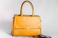 Роскошная женская сумка из натуральной кожи в стиле Жаклин Кеннеди De Esse Leather Collection