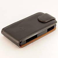 Чехол-книжка для LG Optimus GT540, Chic Case, Черный /flip case/флип кейс /лж