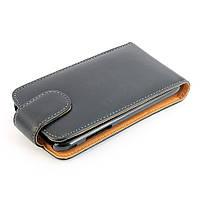 Чехол-книжка для Samsung i9000 Galaxy S, Chic Case, Черный /flip case/флип кейс /самсунг
