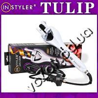 Автоматическая плойка стайлер для укладки волос InStyler Tulip Auto Curler Инстайлер Тьюлип