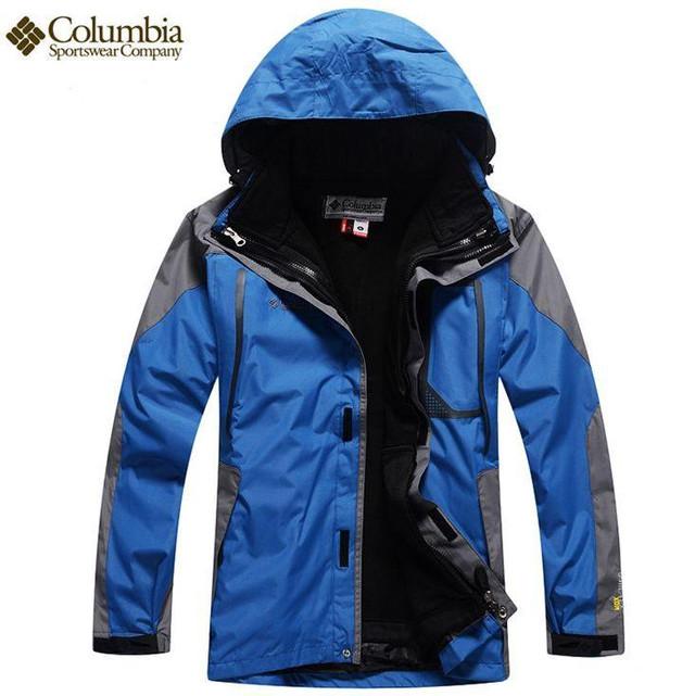 Зимние куртки коламбия купить