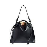 Брендовая женская сумка Burberry(Берберри) черная