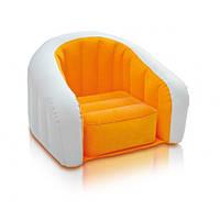 Надувное детское кресло-велюр Intex 68597