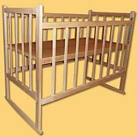Кроватка детская КФ-1 Харьковской кроватной фабрики