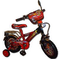 Двухколесный велосипед 12 дюймов Тачки,Черепашки Нинздя, Человек Паук