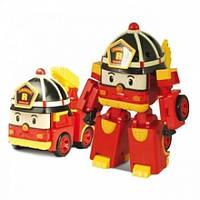 Машинка-трансформер Рой 12 см Robocar Poli