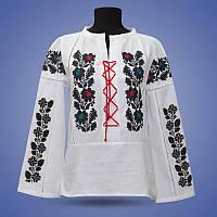 Блуза женская с вышивкой украинской