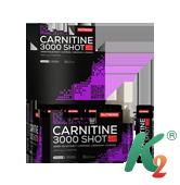 CARNITINE 3000 Shot 20x60 ml клубника