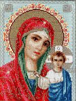 Набор для вышивки крестом Luca-S BR111 Икона Казанской Божией Матери
