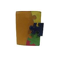 Портмоне женское Buono (кожа), 02-4955-ORANGE, размер 100*135*30