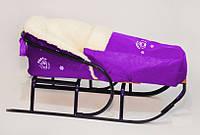 Комплект в санки (матрасик и чехол для ног)