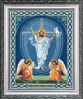 А-100 Икона Воскрешение Христово. Набор для вышивания крестом