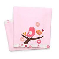 Skip Hop - Плюшевое одеялко Springtime Birdie.