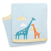Skip Hop - Плюшевое одеялко  Giraffe Safai