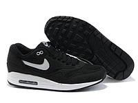 Кроссовки мужские Nike Air Max 87 (найк аир макс 87, оригинал) черные