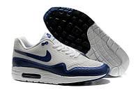 Кроссовки мужские Nike Air Max 87 Hyperfuse (найк аир макс 87, оригинал) белые