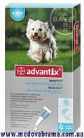 Средство от клещей для собак 4-10 кг Адвантикс ®