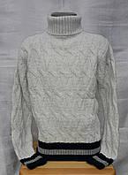 Красивый свитер на мальчиков полушерсть Hope