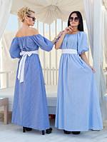 Платье № 4067/7 цвета