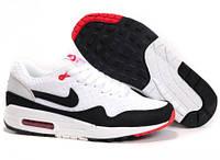 Кроссовки мужские Nike Air Max 87 EM (найк аир макс 87, оригинал)  белые