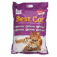 """Силикагелевый наполнитель """"Best Cat""""  Purple Lawender 7,2л (лаванда)"""