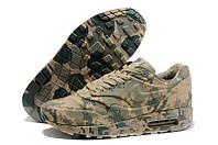 Кроссовки мужские Nike Air Max 87 Camouflage (найк аир макс 87, оригинал)