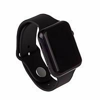 Умные часы GU08 с альтиметром, барометром, термометром, шагомером для iOs и Андроид