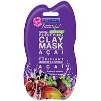 Глиняная маска для лица Акаи Саше 15мл