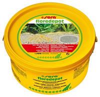 """Удобрение под грунт для аквариумных  растений """"SERA Floredepot""""  2,4кг"""