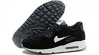 Кроссовки мужские Nike Air Max 90 Essential (найк аир макс 90, оригинал) черные