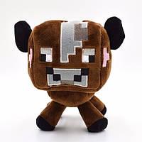 Мягкие игрушки Minecraft - Корова