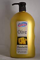 Жидкое мыло для рук Gallus Оливка 1 литр Германия,