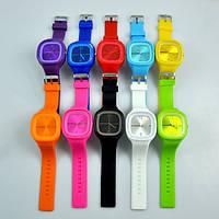 Unisex Jelly Fashion стильные спортивные часы